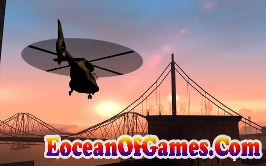 GTA San Andreas PC Game Setup Free Download