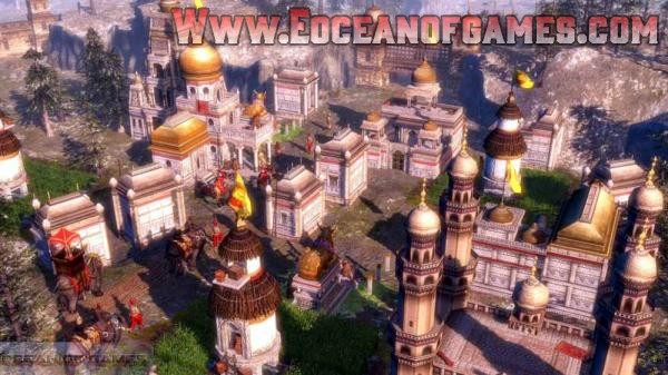 Age of Empires 3 Features