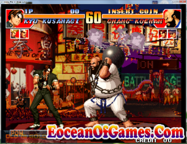 The King of Fighters 97 Download For Free