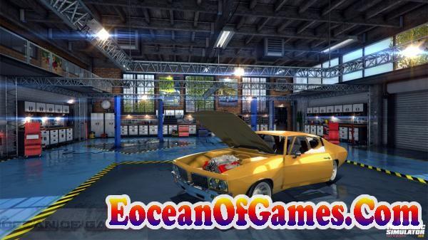 Car Mechanic Simulator 2015 Setup Free Download