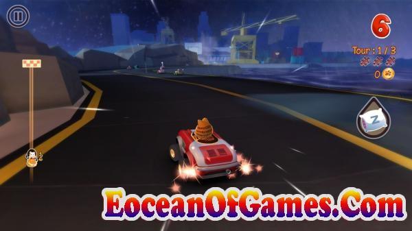 Garfield-Kart-Free-Game-Setup-Download