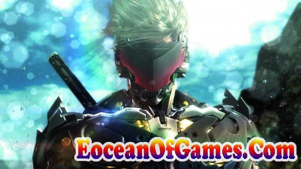 Metal Gear Rising Revengeance Update 2 Free Download