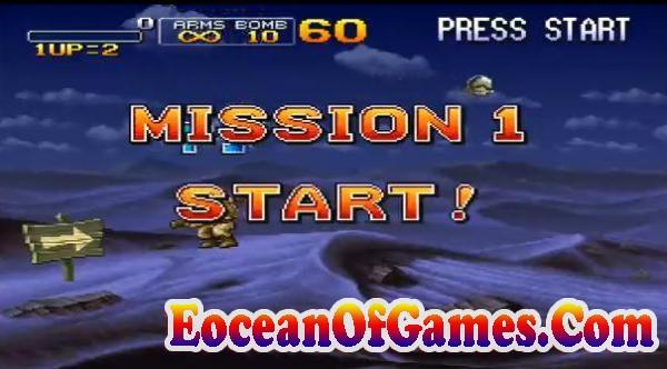 Metal-Slug-X-Free-Game-PC-Version