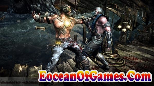 Mortal Kombat X Setup Free Download