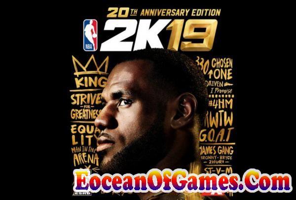 NBA 2K19 20th Anniversary Edition Free Download