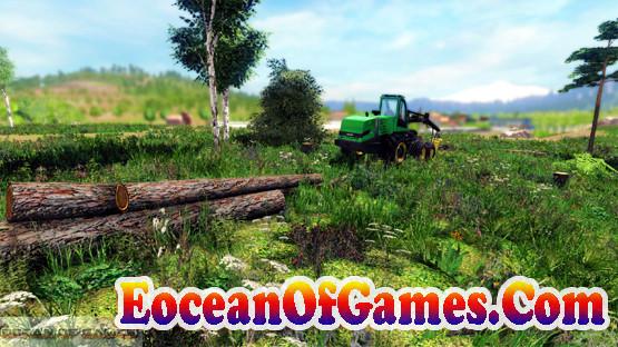 Professional Lumberjack PC Game 2015 Setup Download For Free