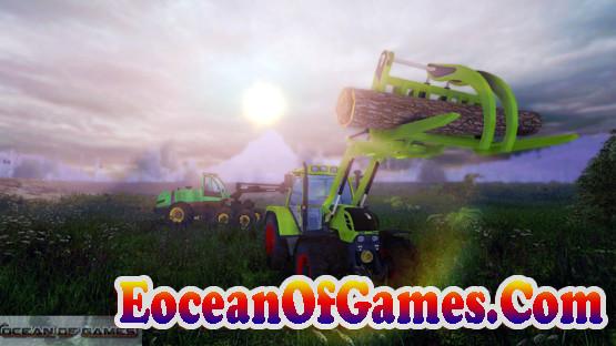 Professional Lumberjack PC Game 2015 Setup Free Download