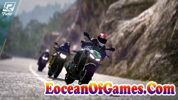 Ride PC Game 2015 Features