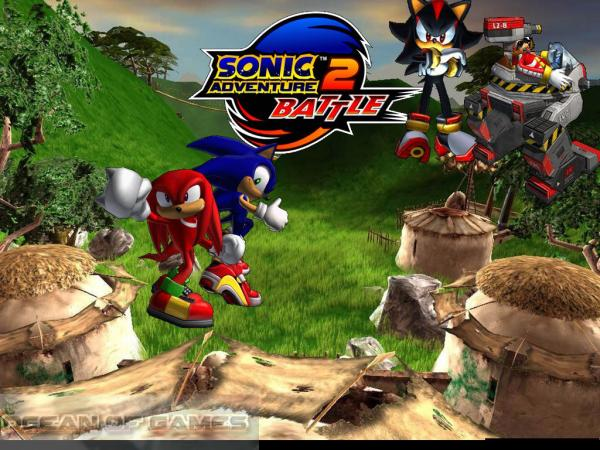 Sonic Adventure 2 Battle Free Download Ocean of Games Game Reviews and Download Games Free