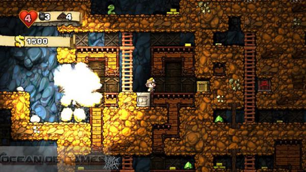 Spelunky Setup Free Download