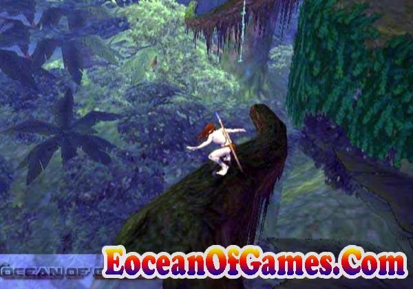 Tarzan PC Game Features