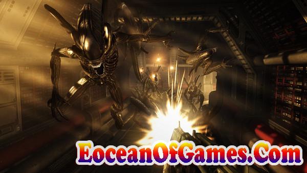 Aliens vs Predator Free Download - Ocean Of Games