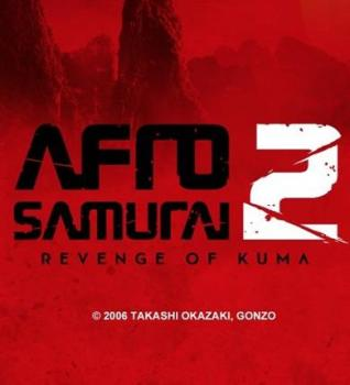 Afro Samurai 2 Revenge of Kuma Free Download