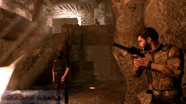 Alpha Protocol Features