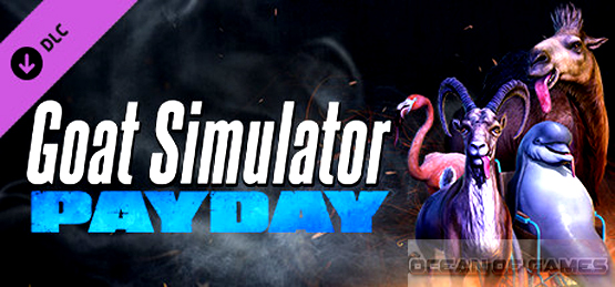 Goat Simulator PAYDAY Free Download