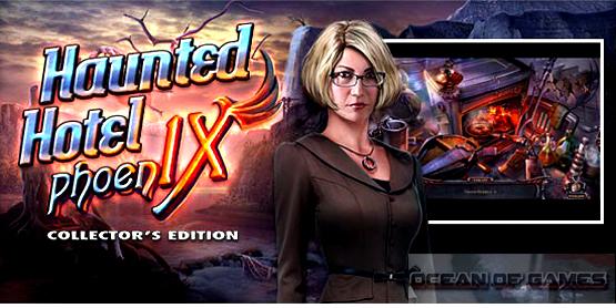 Haunted Hotel 9 Phoenix Collectors Edition Free Download