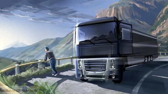 Euro Truck Simulator 3 Features