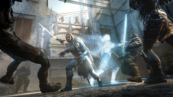Free Download Middle Earth Shadow Of Mordor 2014 PC Game