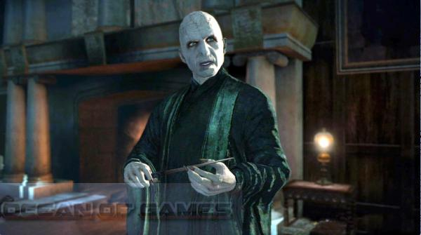 Harry Potter And The Deathly Hallows Part 1 PC Game Setup Download For Free