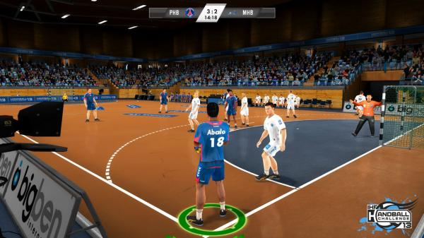 IHF Handball Challenge 14 Setup Download For Free
