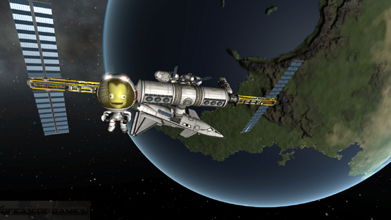 Kerbal Space Program PC Game Download For Free