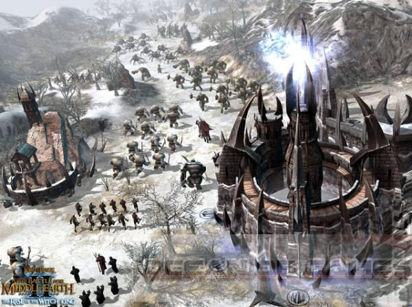 Lord Of The Ring Battle For Middle Earth Rise of Witch King Setup Free Download