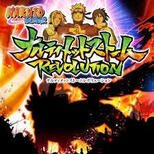 Naruto Shippuden Ultimate Ninja Storm Revolution Free Download