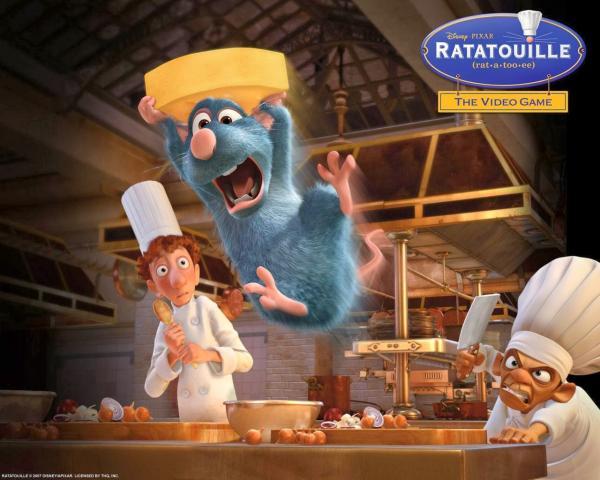 Ratatouille PC Game Free Download