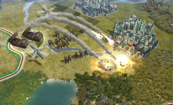 Sid Meier Civilization V Setup
