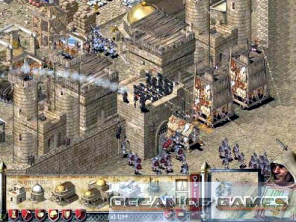 Stronghold Crusader Free Download