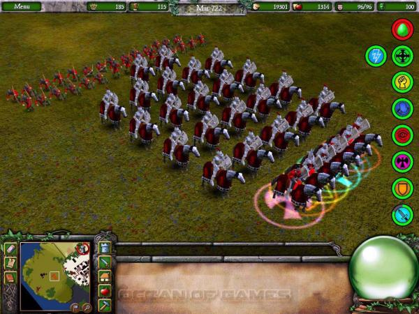 Stronghold Legends Setup Free Download