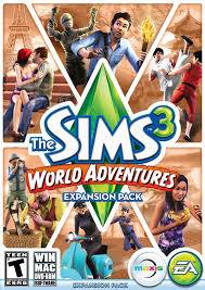 The Sims 3 World Adventures Free Download