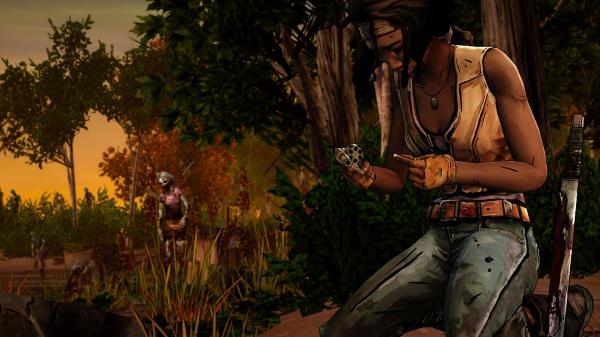 The Walking Dead Michonne Episode 3 Features