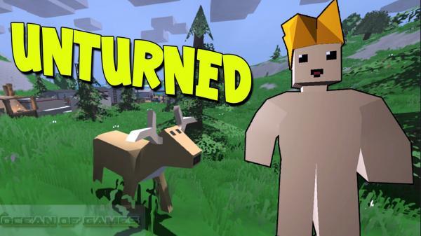 Unturned Download For Free