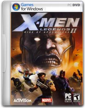 X men Legends II Rise of Apocalypse Free Download
