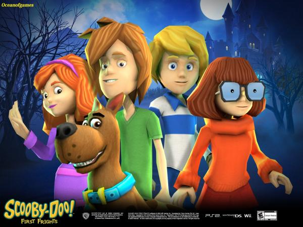 Scooby Doo First Frights Free Setup