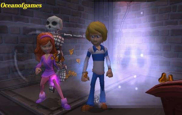 Scooby Doo First Frights Free Play