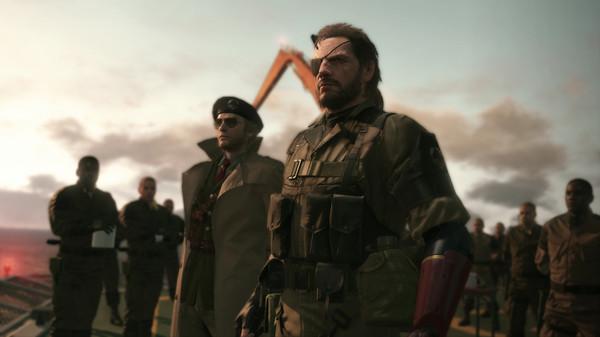 Metal Gear Solid V The Phantom Pain v1.0.7.1,v1.10,All DLCs,Multiplayer Free Download