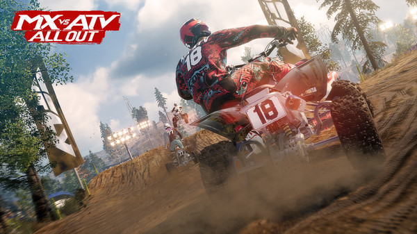 MX vs ATV All Out Slash Track Pack Free Download