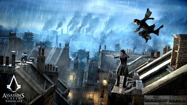 Assassins Creed Syndicate Features