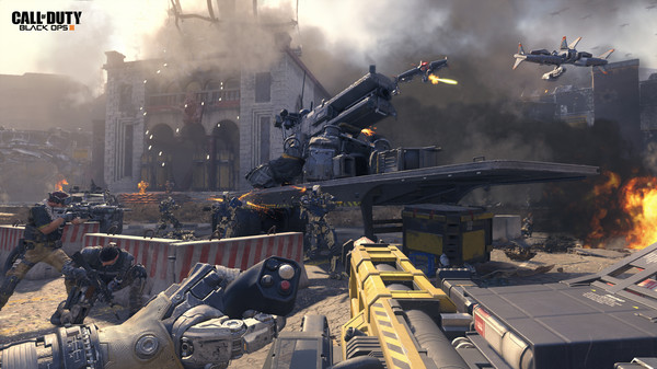 Call of Duty Black Ops III Digital Deluxe Edition With All Updates and DLCs Free Download