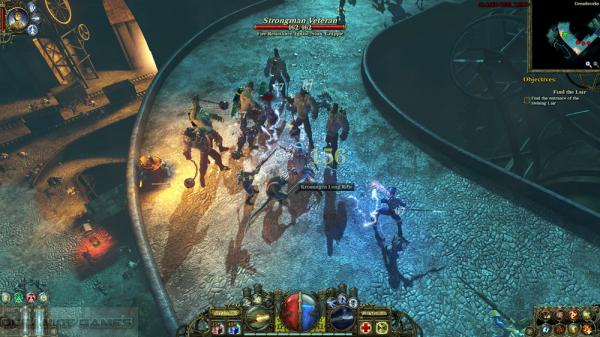 The Incredible Adventures of Van Helsing II Features