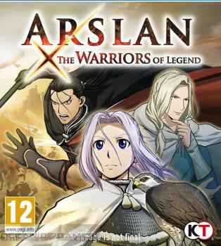 ARSLAN THE WARRIORS OF LEGEND Free Download
