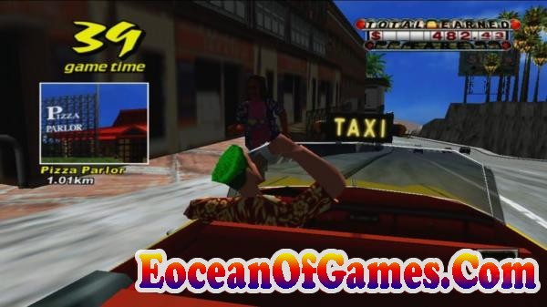 Crazy Taxi 1 Setup Free Download