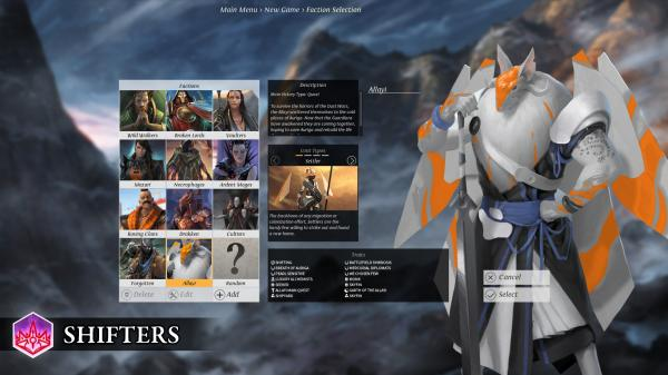 Endless Legends Shifters Download For Free