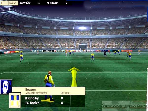 FIFA 99 Features