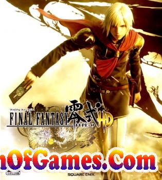 Final Fantasy Type 0 HD Free Download