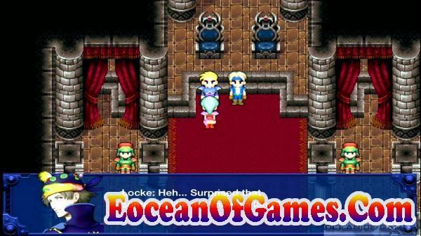 Final Fantasy VI Features