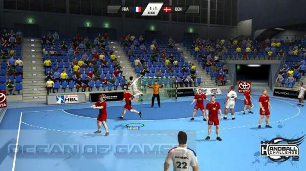 IHF Handball Challenge 12 Setup Free Download