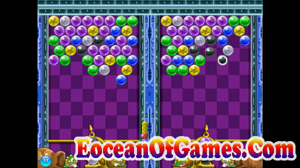 Puzzle Bobble PC Game 2 player